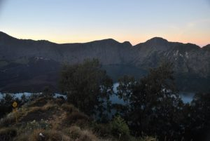 Mount Rinjani Honeymoon Trek Via Senaru